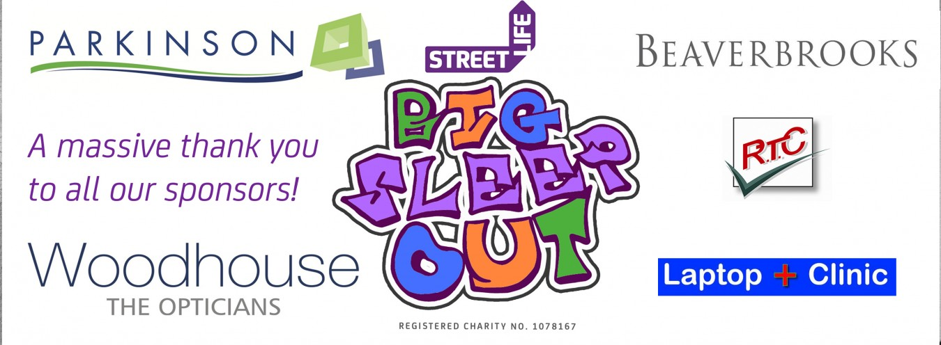 Team Parkinson to take part in The Big Sleep Out for Streetlife