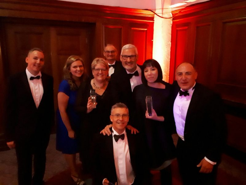 Double win for Maggie's, Oldham at the North West Regional Construction Awards