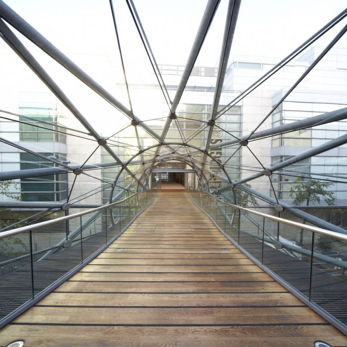 Arndale Link Bridge
