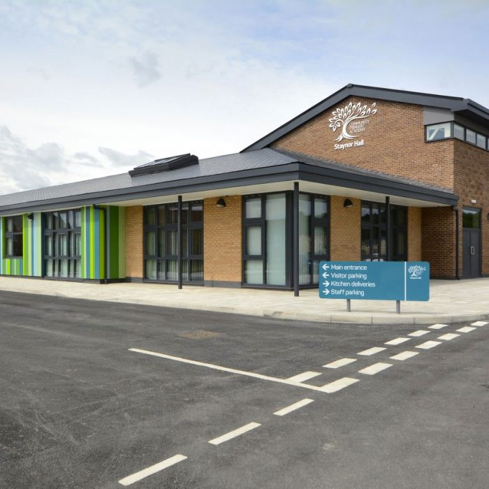 Staynor Hall Community Primary Academy