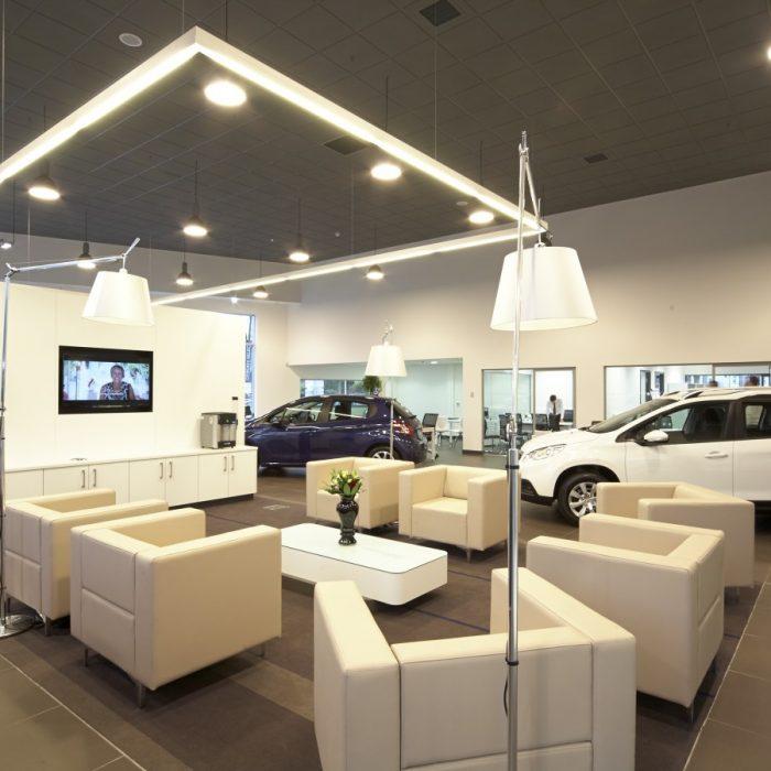 Peugeot & Citroen Dealership