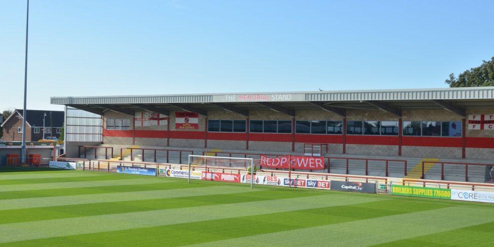 North Stand, Highbury Stadium