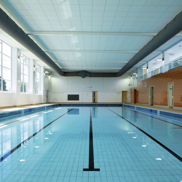 Projects parkinson - Altrincham leisure centre swimming pool ...