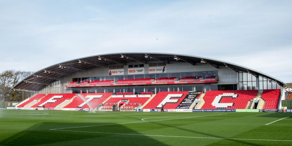 Parkside Stand, Highbury Stadium