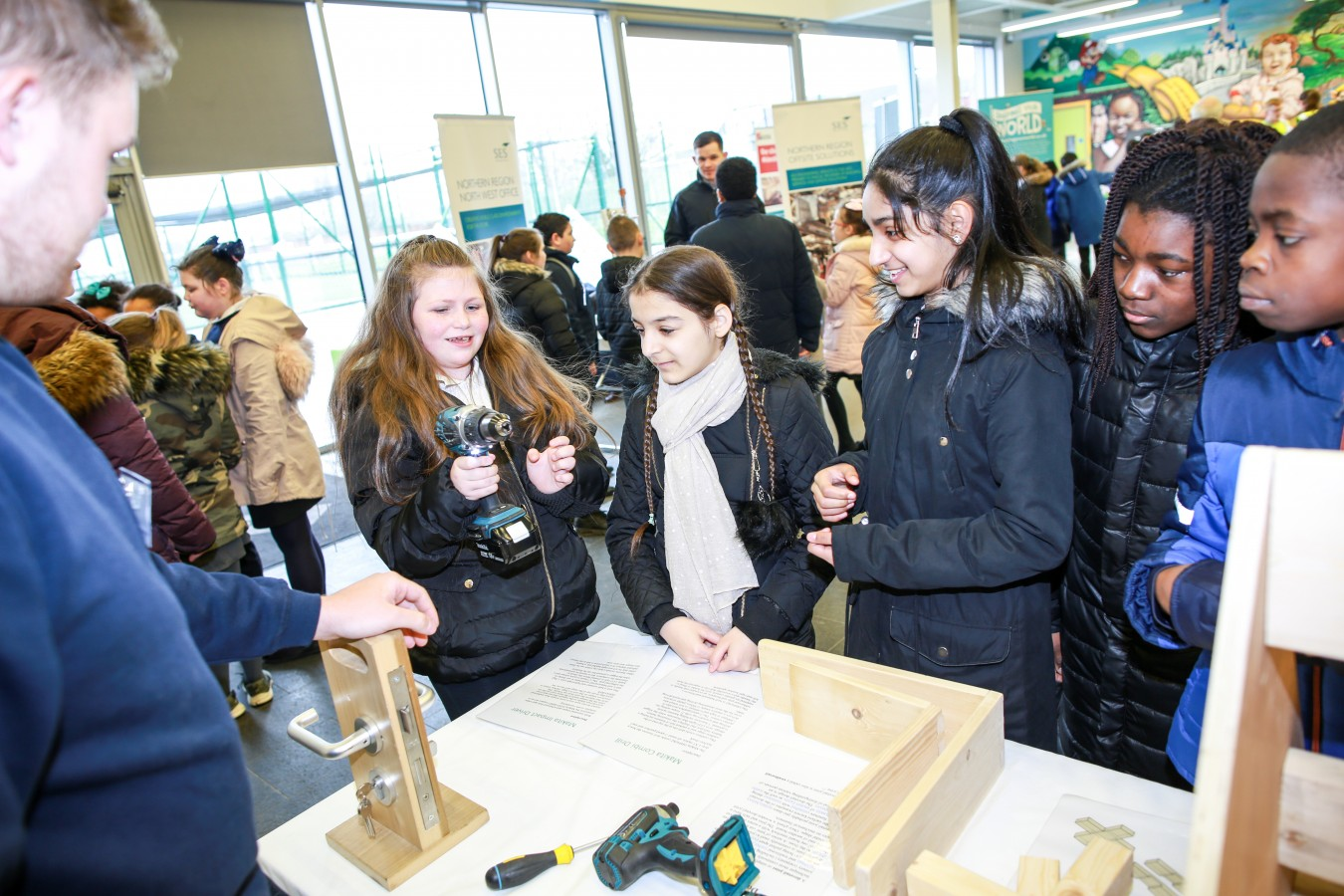 North West Construction Hub 'Have a Go' Day